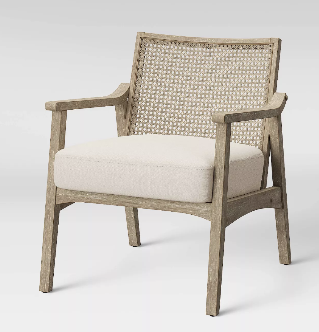 target cane chair