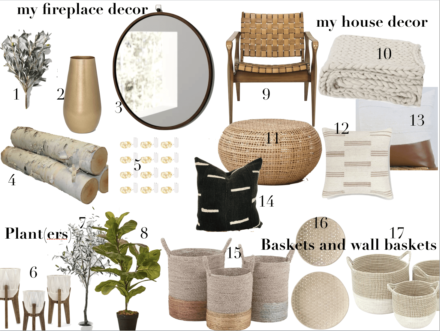 Favorite Home Decor Gifts and Accessories Black Friday Deals!