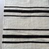 vintage striped killim rug