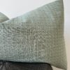 vintage lumbar pillow cover